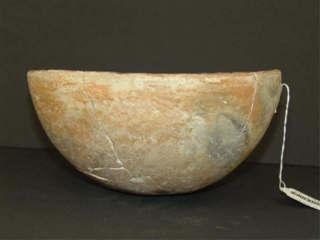 Mimbres Pottery Bowl - 7