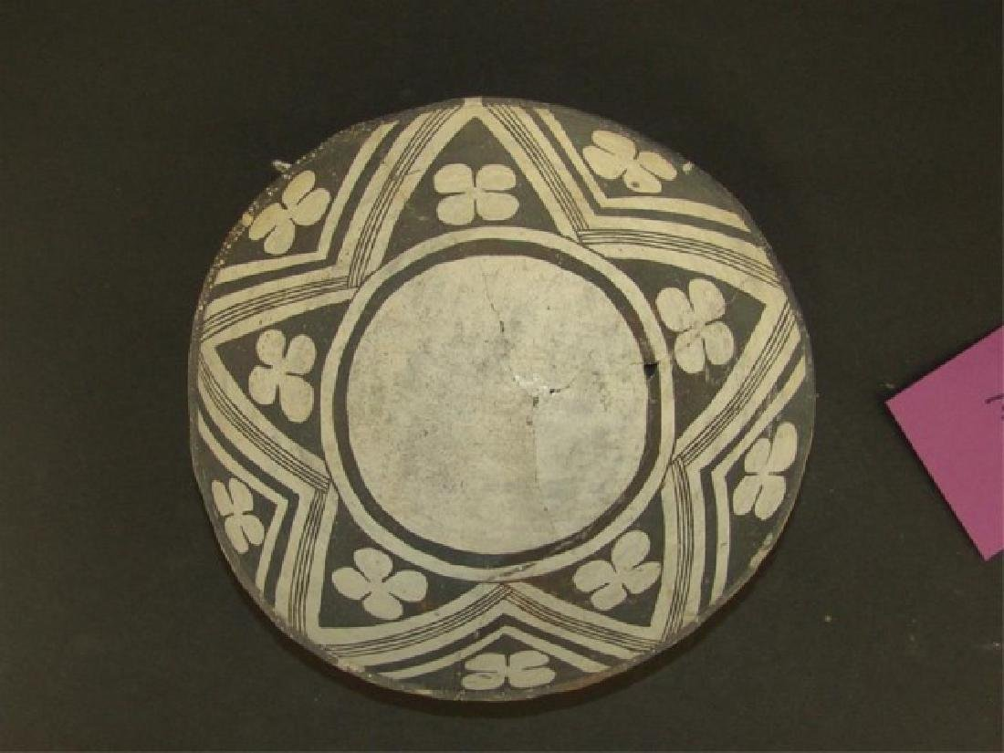 Mimbres Pottery Bowl - 10