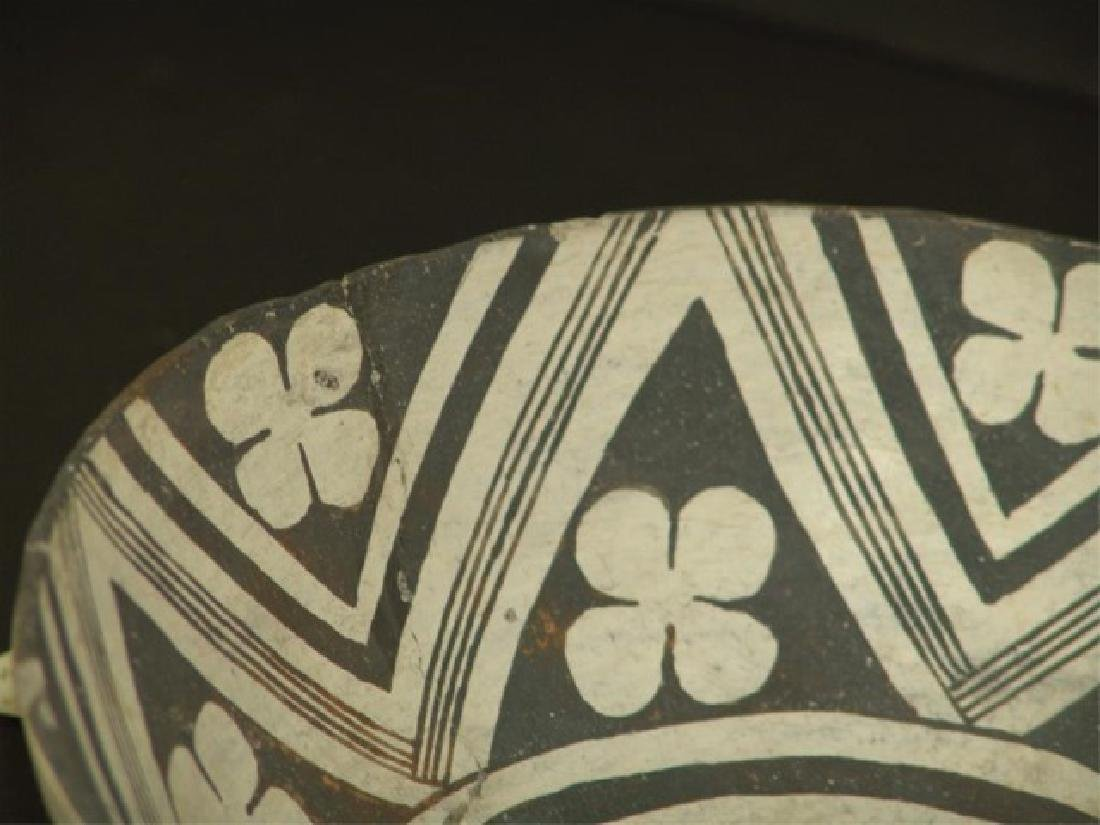 Mimbres Pottery Bowl - 6