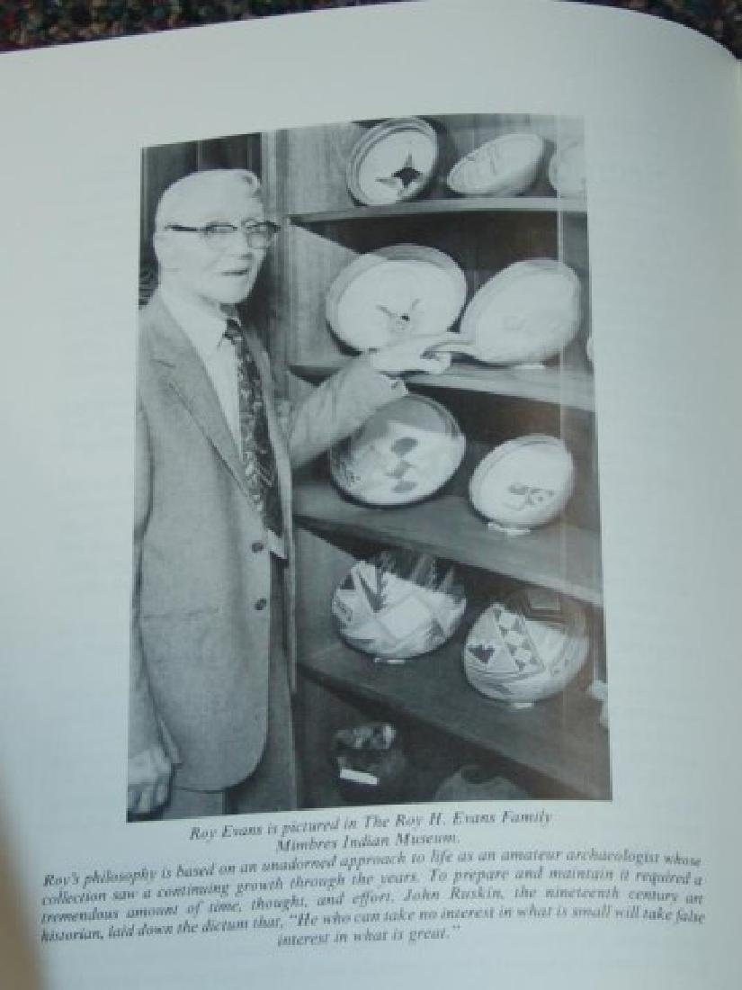 Mimbres Pottery Bowl - 8
