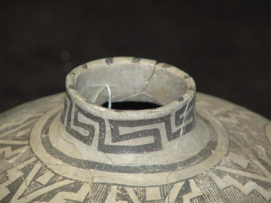 Anasazi Pottery Jar - 6