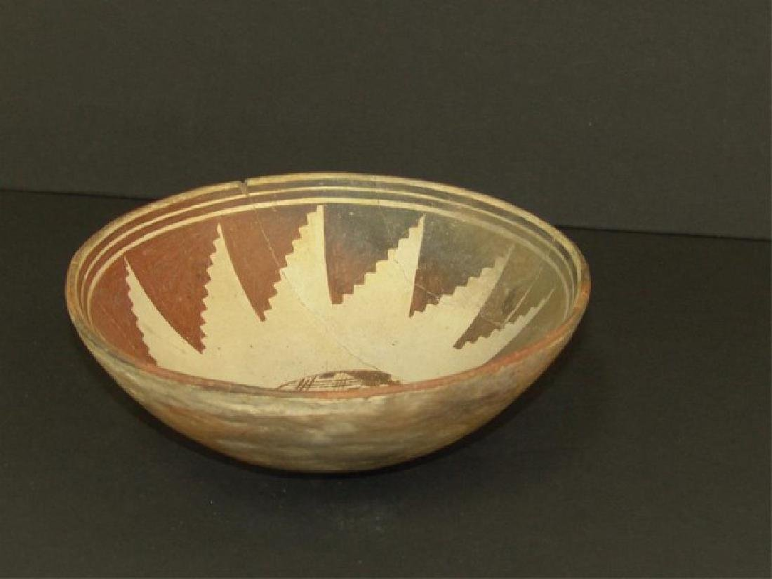 Mimbres Pottery Bowl - 3