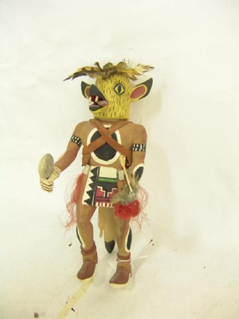 Hopi Kachina Carving - 2