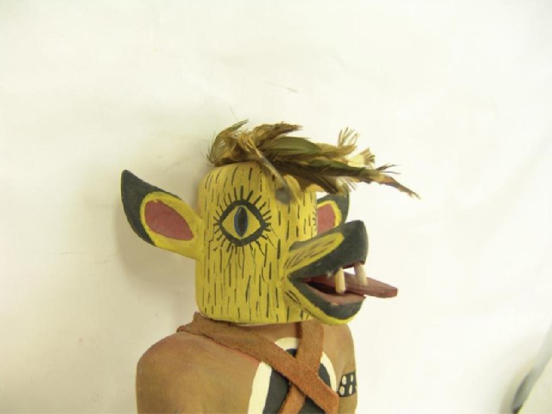 Hopi Kachina Carving - 3