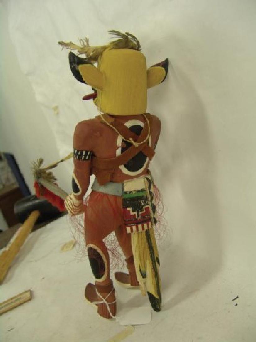 Hopi Kachina Carving - 5