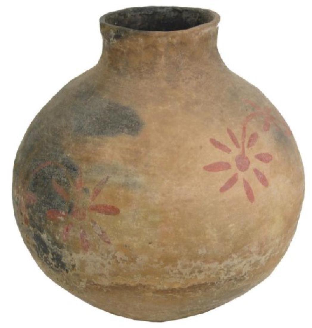 Tarahumara Pottery Jar