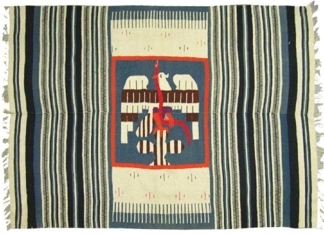 Mexican Rug/Weaving