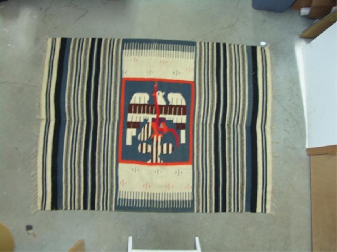 Mexican Rug/Weaving - 2