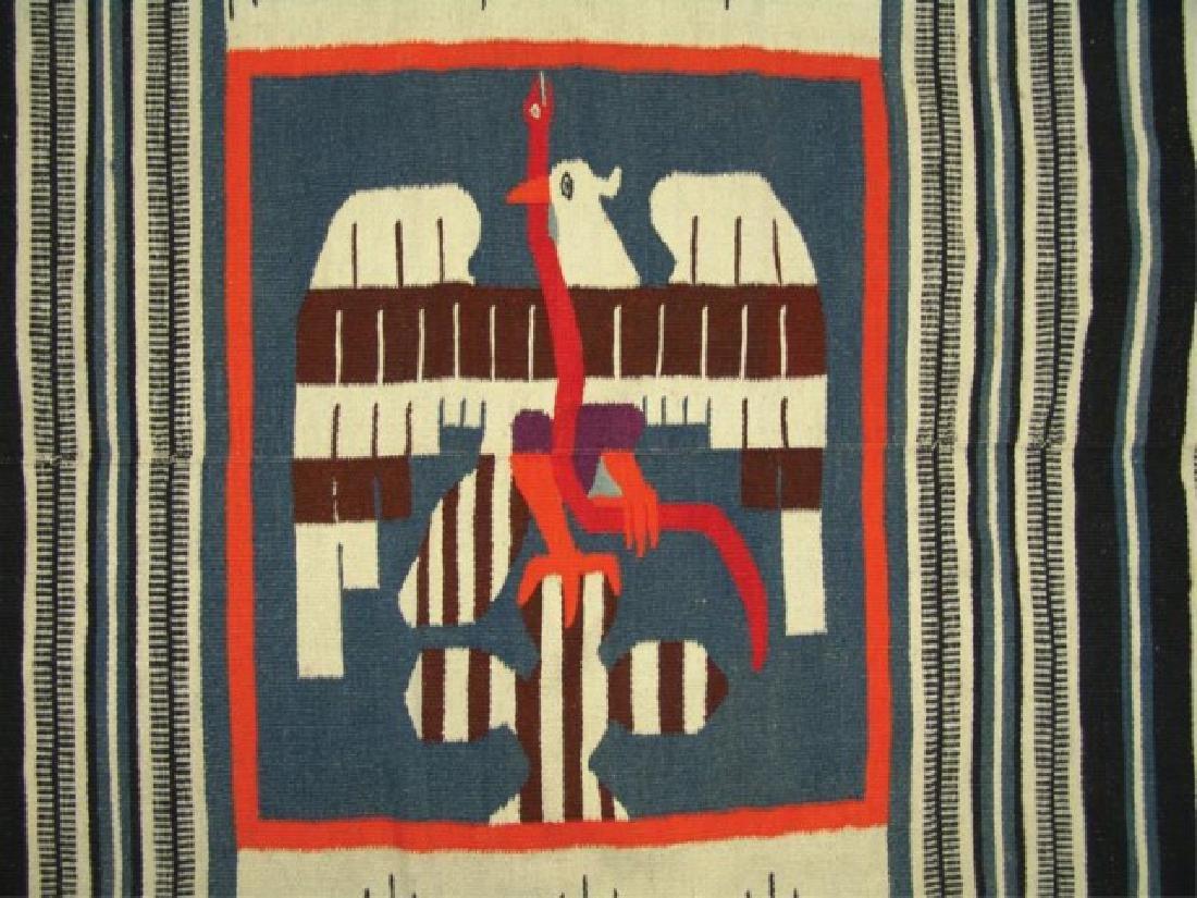 Mexican Rug/Weaving - 7
