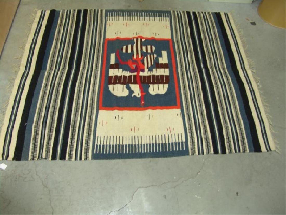 Mexican Rug/Weaving - 8