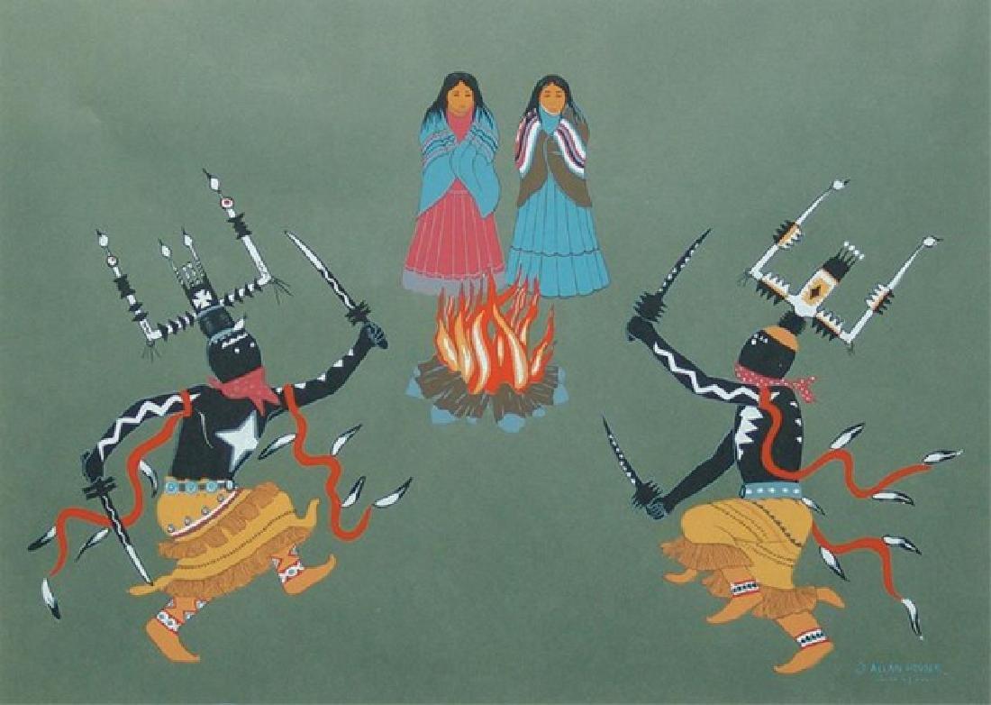 Allan Houser, Chiricahua Apache (1915-1994)