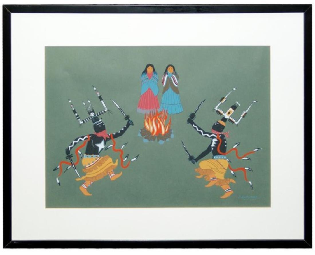 Allan Houser, Chiricahua Apache (1915-1994) - 2