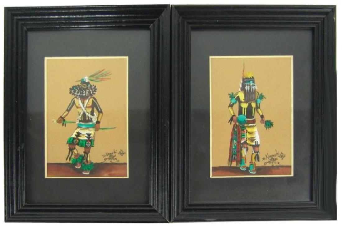 Daniel Namoki - Hopi (20th Century)