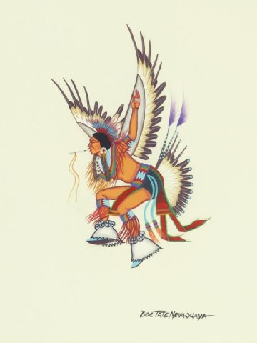 Doc Tate Nevaquaya, Comanche (1932-1996)