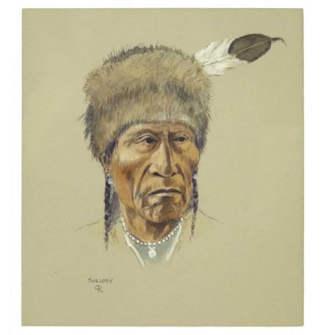 Paul Sollosy, AZ (1911-2012)
