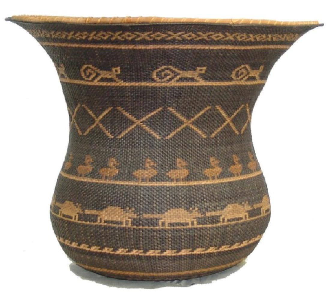 Ye' Kuana Basket