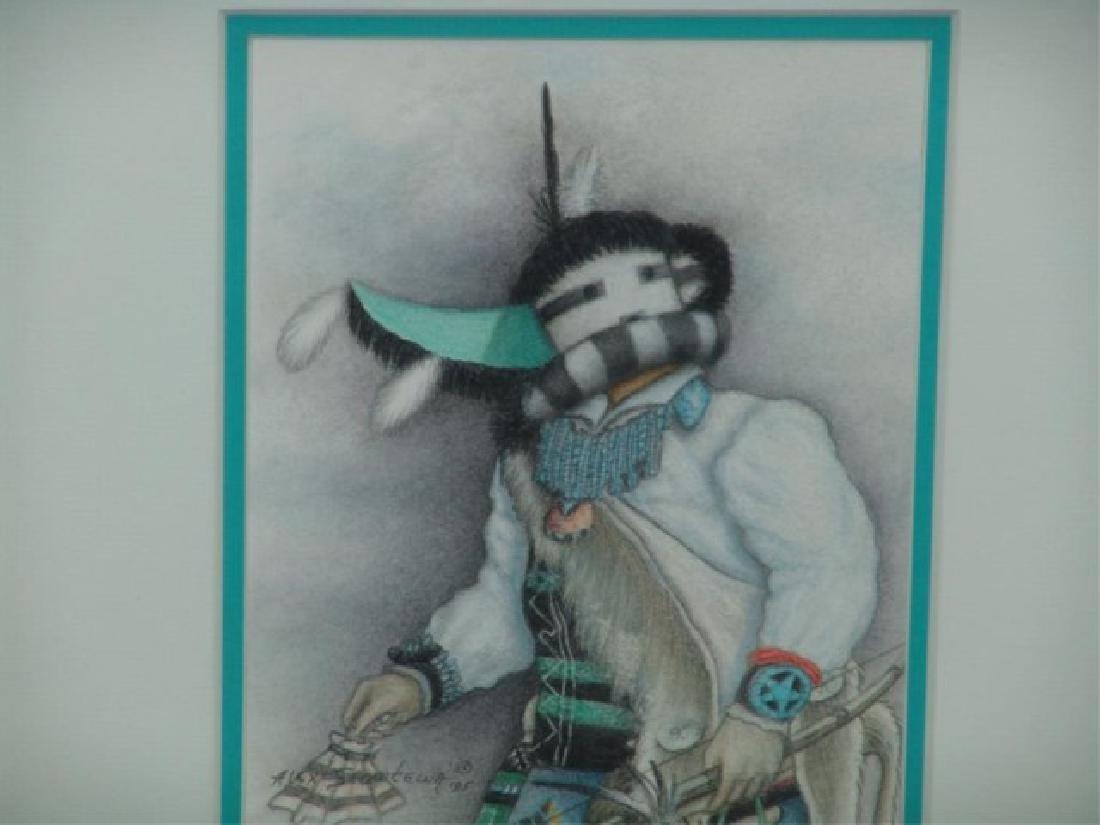 Alex Seowtewa, Zuni (b. 1933) - 4