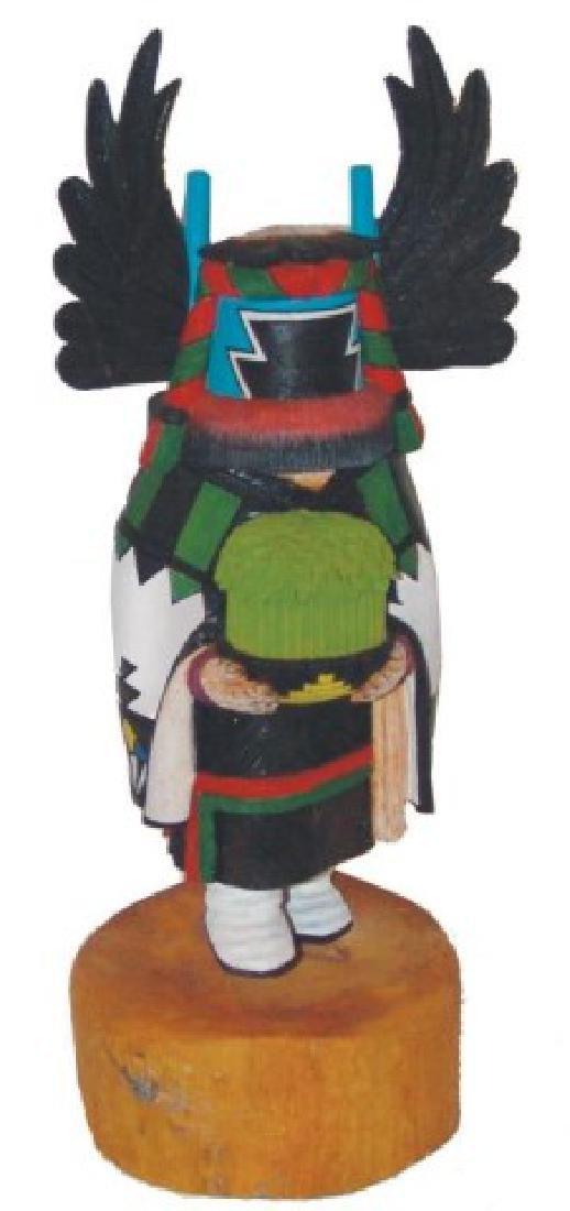 Hopi Kachina Carving - I. Poleahla