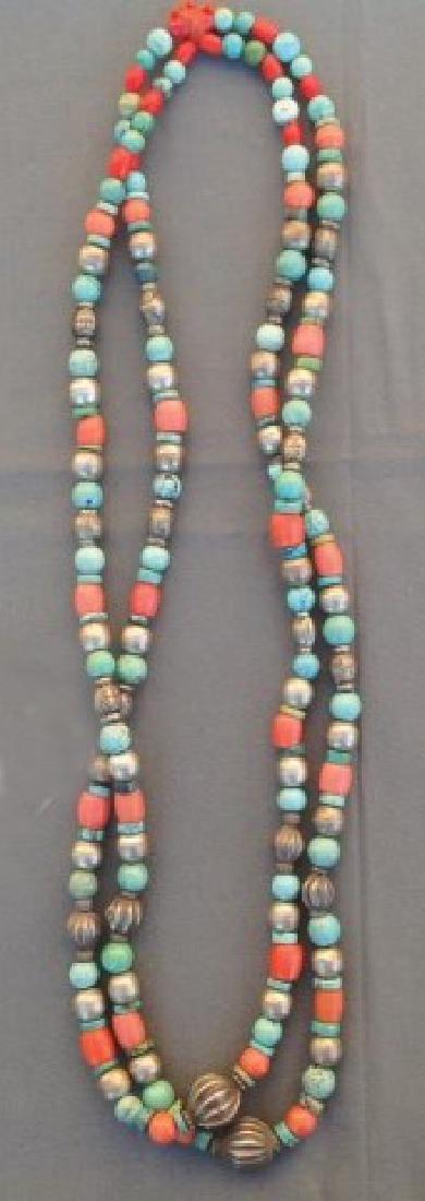 Tibetan Bead Necklace