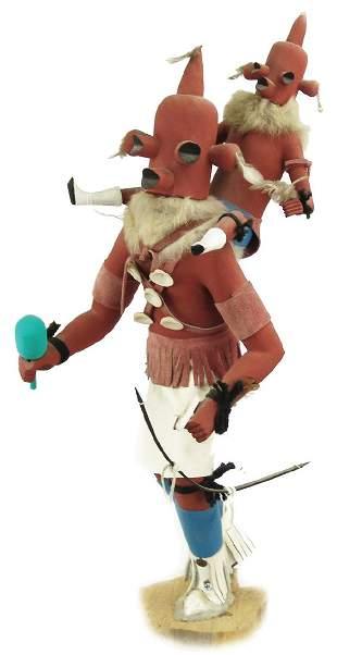 Hopi Kachina Carving Robert Tubbs