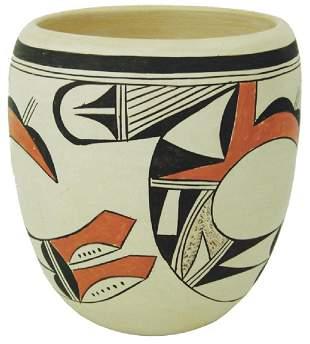 Hopi Pottery Jar Mike Pavatea
