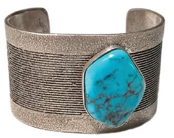 Navajo Bracelet - Philander Begay