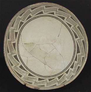 Mimbres Pottery Bowl