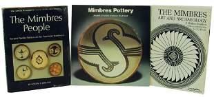 Mimbres Pottery Collectors Book