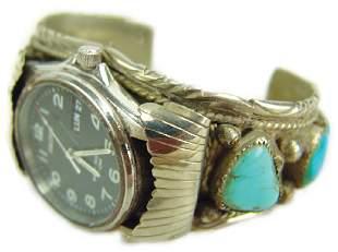 Navajo Watch Bracelet LT