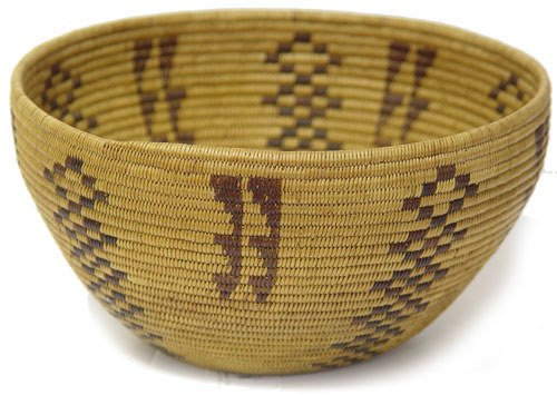 8: Washo Basket