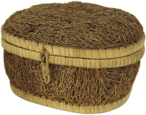 404: Basketry Vessel