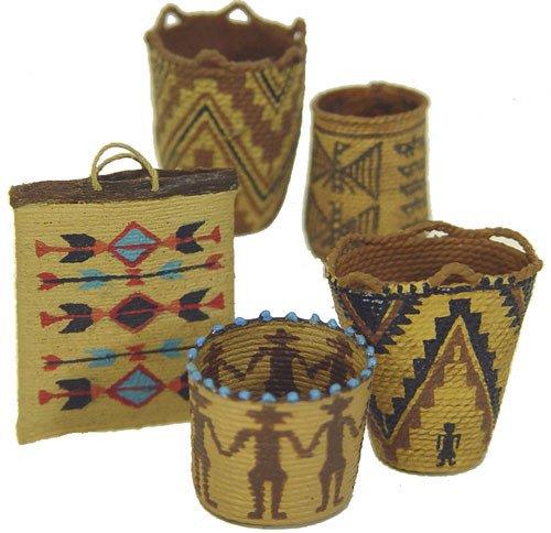 405: Silk Baskets