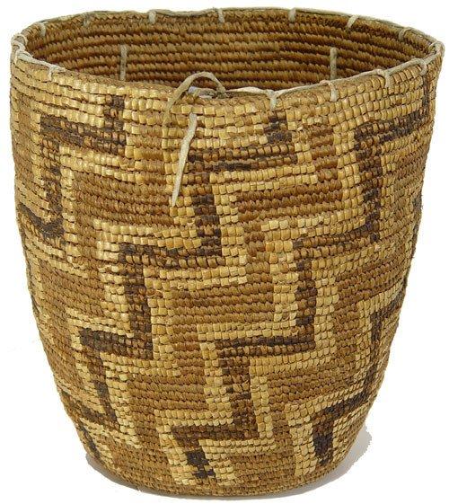 408: Cowlitz Basket