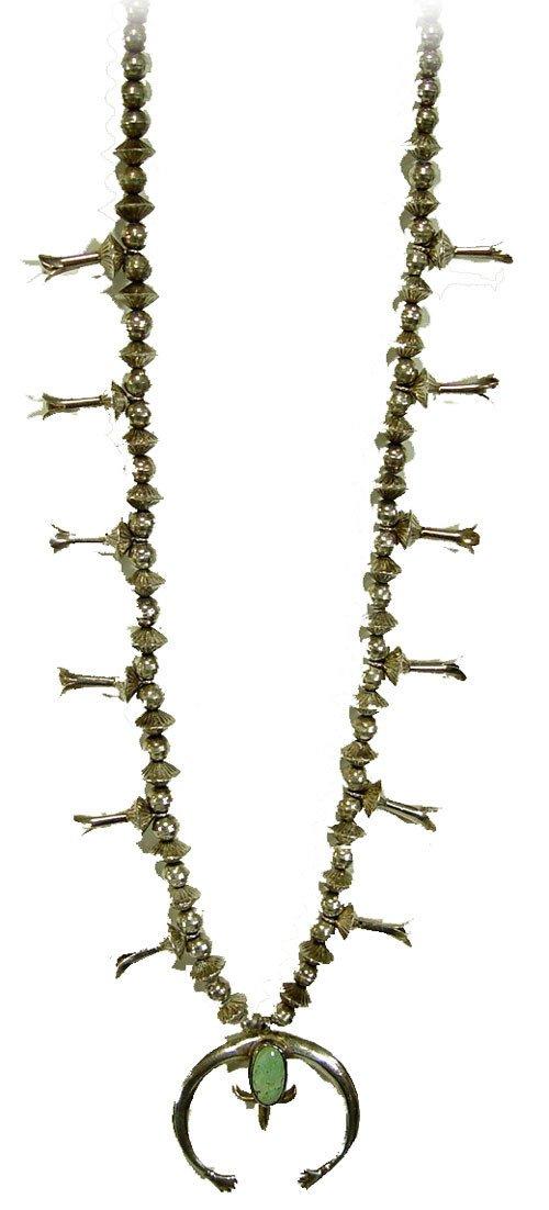 420: Navajo Necklace