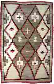 881: Navajo Rug
