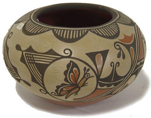914: Zia Pottery