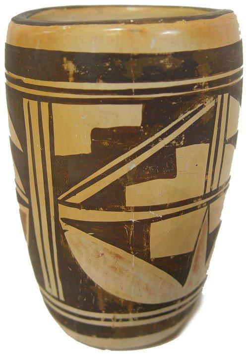 917: Hopi Pottery