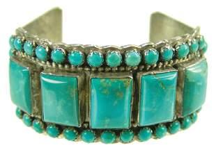Navajo Bracelet - Patrick Yazzie