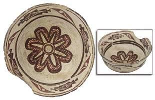 Zuni Pottery Bowl