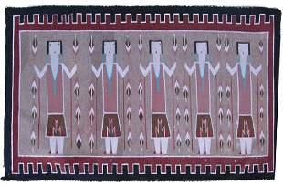 Navajo RugWeaving Alice Begay