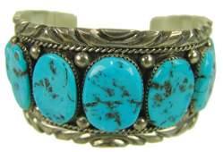Navajo Bracelet - B. Touchine