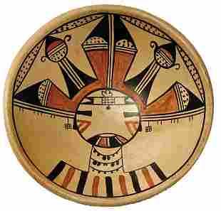 Hopi Pottery Bowl