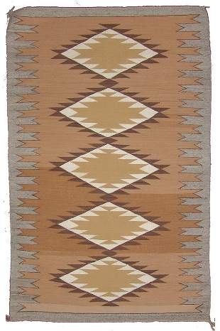 Navajo Rug - Della Begay