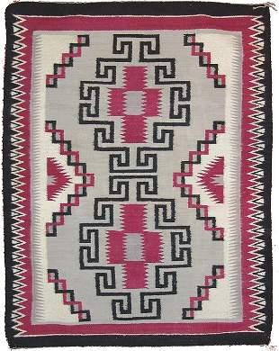 Navajo Rug/Weaving - M. Bia