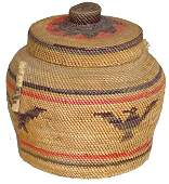 NootkaMakah Basket