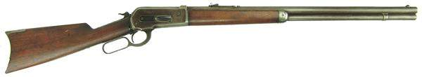 Winchester 1886 Mounties Rifle