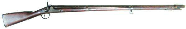 Springfield 1847 Percussion Musket