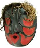 NW Coast Mask - K. Washburn