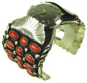 Navajo Watch Bracelet - Beverly Etsate