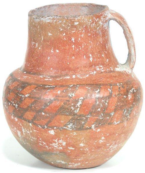 513: Anasazi Pottery